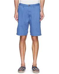 Scotch & Soda Pima Cotton Chino Shorts - Lyst