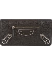 Balenciaga Arena Money Wallet - Lyst