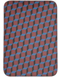 Pierre Hardy Burgundy Geo Cube Ipad Mini Cover - Lyst