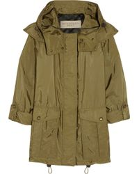 Burberry Brit - Packaway Shell Parka - Lyst