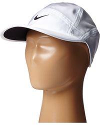 Nike Featherlight 2.0 Cap - Lyst