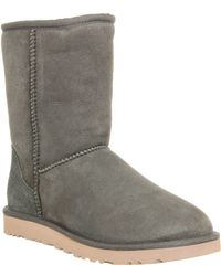 Ugg Classic Short Boot - Lyst