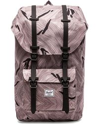 Herschel Supply Co. Little America Backpack - Lyst