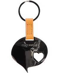 Coccinelle Key Ring - Lyst