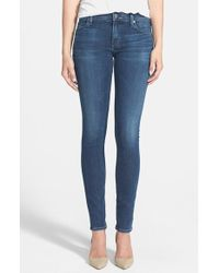 Citizens of Humanity Ultra Skinny Jeans - Lyst