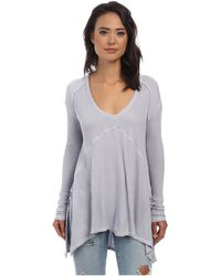 Free People Sunset Park Top - Lyst