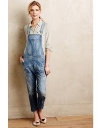 Citizens Of Humanity Audrey Overalls - Lyst