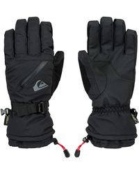 Quiksilver - Over Hill Gore-tex Snow Gloves - Lyst