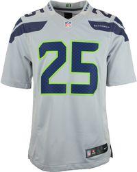 Nike Mens Richard Sherman Seattle Seahawks Limited Jersey - Lyst