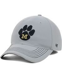 47 Brand Missouri Tigers Game Time Closer Cap - Lyst