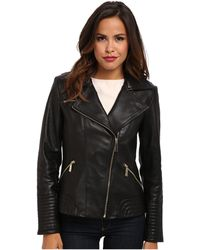 Vince Camuto jackets leather jackets - Lyst