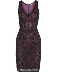 Zac Posen B Lace Dress - Lyst