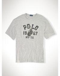 Polo Ralph Lauren Boxing Glove Cotton T-Shirt - Lyst
