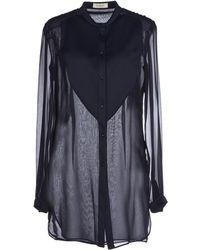 Mugler Shirt - Lyst