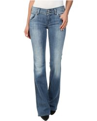Hudson Signature Bootcut In Seized - Lyst