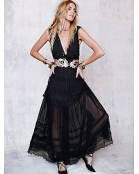 Free People Gianna'S White Limited Edition Gown - Lyst