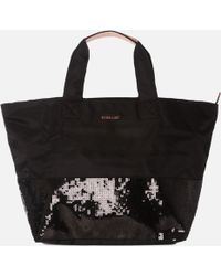 MZ Wallace Artists For Haiti Large Tote Black Bedford - Lyst
