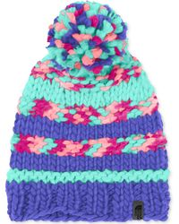 The North Face Nanny Knit Beanie - Lyst
