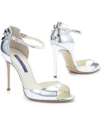Ralph Lauren Collection Specchio Blumissa Sandal - Lyst