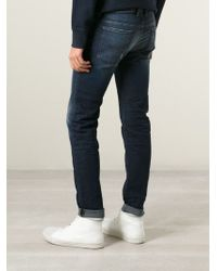 Diesel Slim Fit Jeans - Lyst