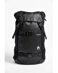 Nixon Landlock Backpack - Lyst