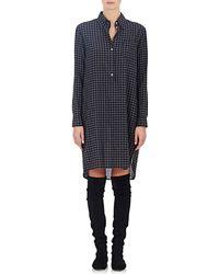 Etoile Isabel Marant Rane Shirtdress gray - Lyst