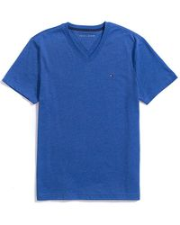Tommy Hilfiger Classic V Neck Tee - Lyst