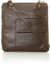 Dickins & Jones Yorkshire Large Cross Body Bag - Lyst