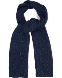 Oliver Spencer - Donegal Wool Scarf - Lyst