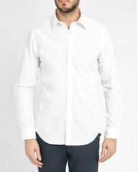 G-Star RAW | White Core Shirt | Lyst