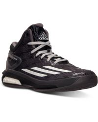 Adidas Mens Crazylight 4 Boost Basketball Sneakers From Finish Line - Lyst