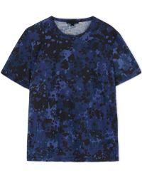 Burberry Prorsum | Short Sleeve T-shirt | Lyst