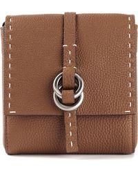 Michael Kors Mini Julie Cross Body Bag - Lyst