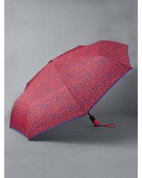 Gap Printed Umbrella - Red