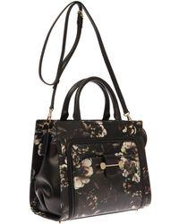 Jason Wu Daphne Floralprint Leather Tote - Lyst