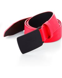 DSquared² Neon Leather Belt - Lyst