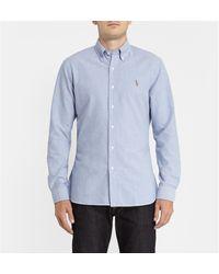 Polo Ralph Lauren Cotton Oxford Shirt - Lyst