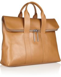 3.1 Phillip Lim 31 Hour Leather Tote - Lyst