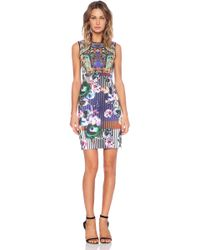 Clover Canyon Night Matador Dress - Lyst