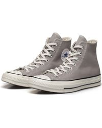 Converse Chuck Taylor Wild Dove High Top Sneakers gray - Lyst