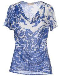 Emilio Pucci T-shirt - Lyst