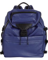 Alexander McQueen Rib-Cage Backpack - Lyst