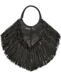 Barbara Bonner Small Lilith Tribal Nappa Leather Bag - Lyst