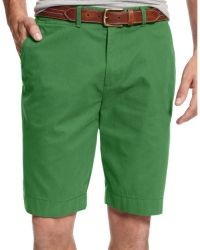 Tommy Hilfiger New Academy Chino Shorts - Lyst