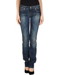 John Galliano Denim Pants - Lyst