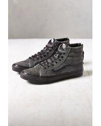 Vans Sk8-Hi Crackle Suede Women'S Sneaker - Lyst