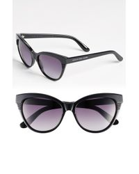 Marc By Marc Jacobs 55Mm Cat Eye Sunglasses - Lyst