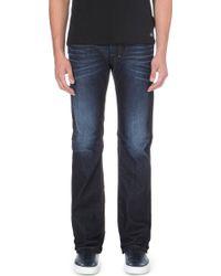 Diesel Zatiny Regular-fit Bootcut Jeans 30 - Lyst