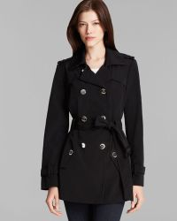 CALVIN KLEIN 205W39NYC - Trench Coat - Double Breasted Belted - Lyst