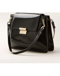 Jason Wu Christy Polished-leather Shoulder Bag - Lyst